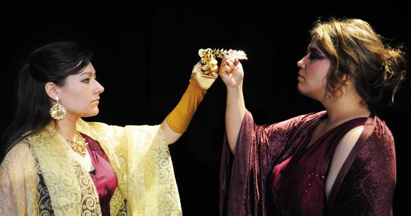 Ester ja Vasti (Janni Alho ja Marke Suni)